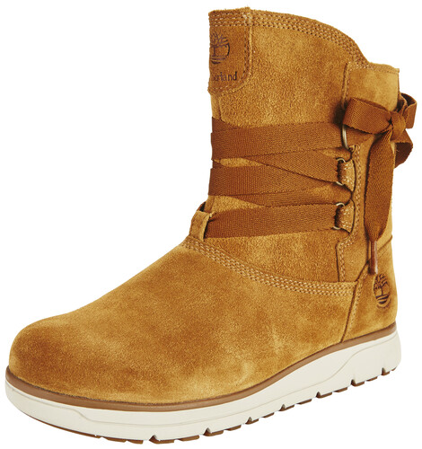 Timberland Leighland Pull On - Bottes Femme - WP beige 41,5 2017 Bottes d'hiver
